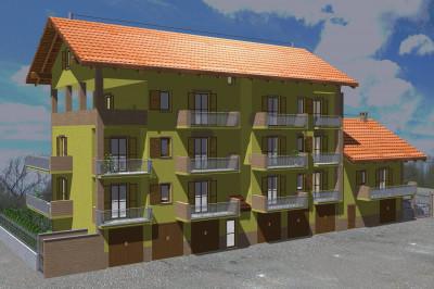 appartamento con terrazzo in Vendita a Brandizzo