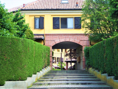 Villa a schiera centrale in Vendita a Castiglione Torinese