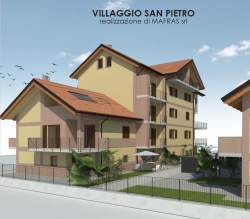 Villa a schiera centrale in Vendita a Brandizzo