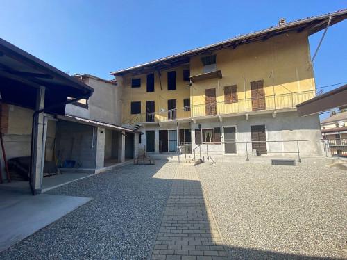 Casa indipendente in Vendita a Mercenasco