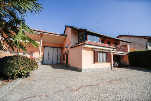 Casa indipendente in Vendita a Volpiano