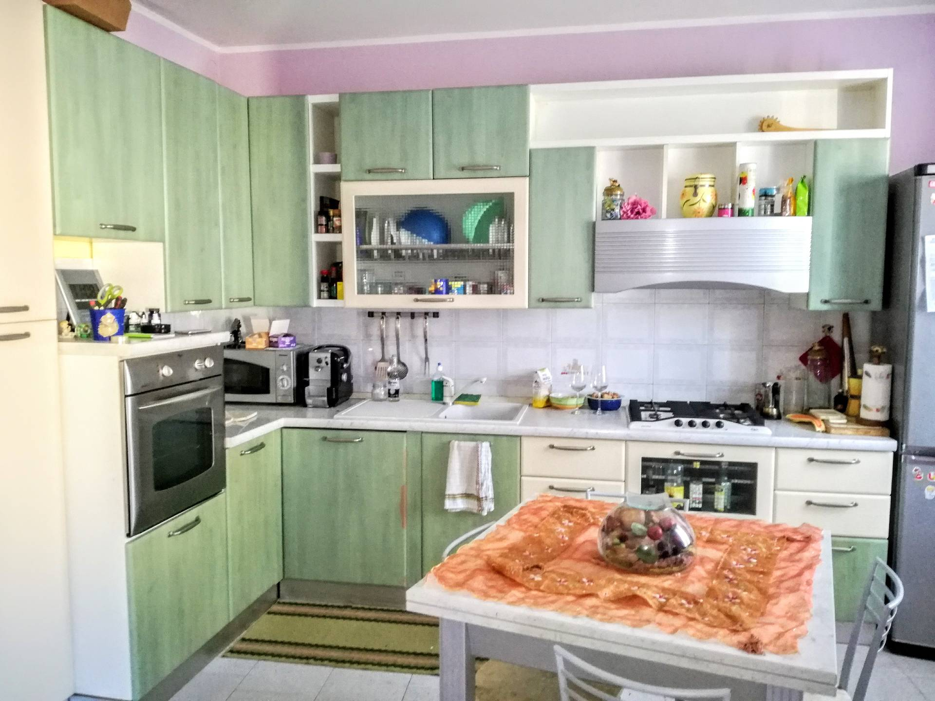 Appartamento in affitto a Pontestura, 4 locali, prezzo € 370   Cambio Casa.it