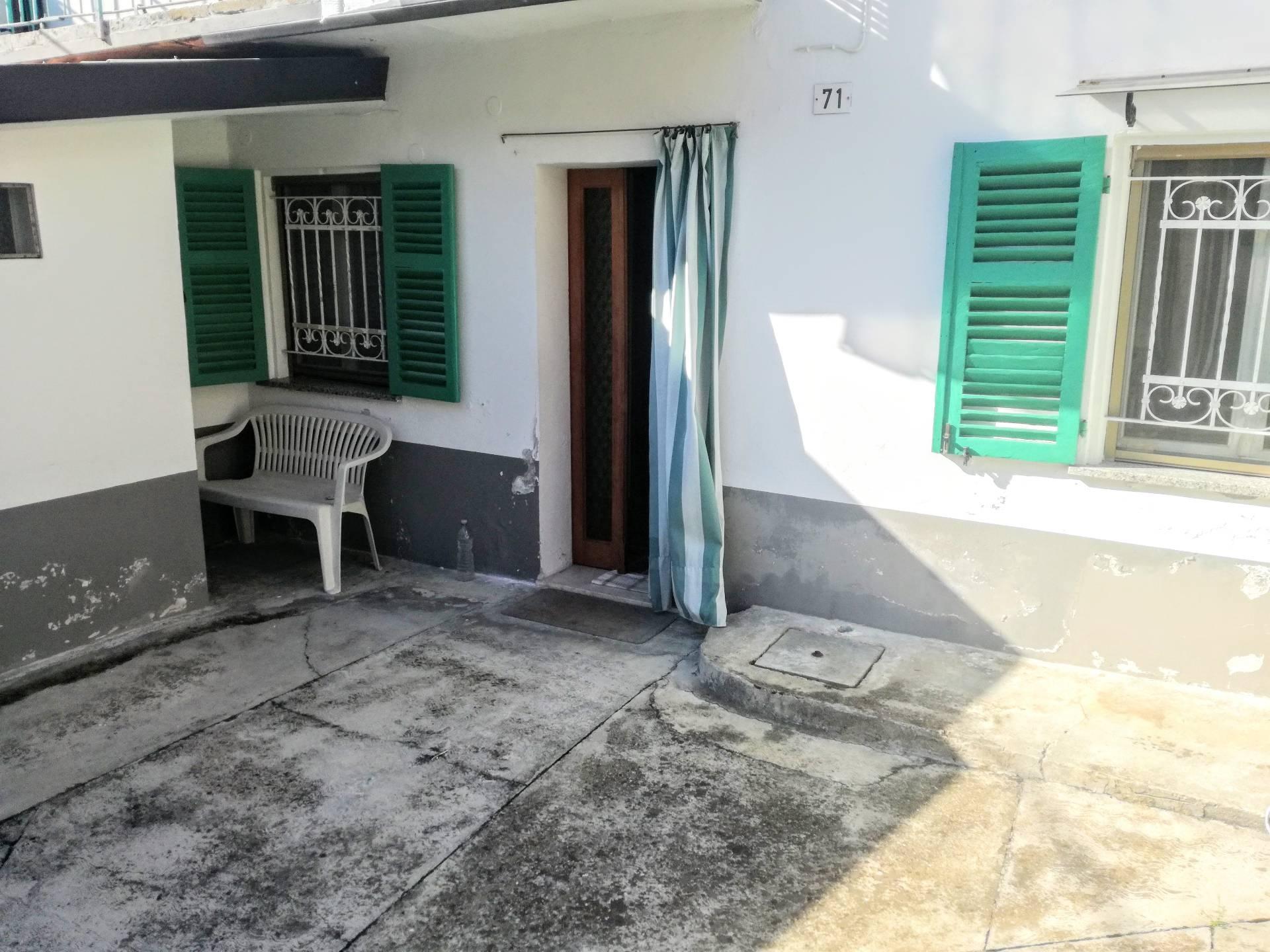 Soluzione Semindipendente in affitto a San Giorgio Monferrato, 4 locali, prezzo € 300 | CambioCasa.it