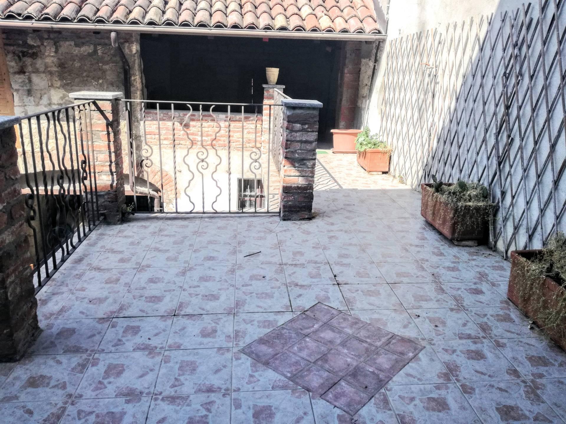 Soluzione Semindipendente in affitto a Ozzano Monferrato, 5 locali, prezzo € 350 | CambioCasa.it