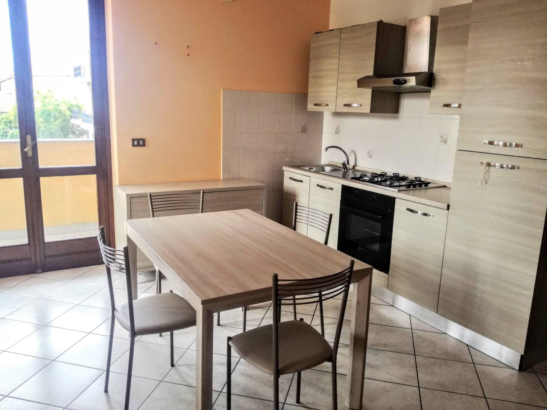 Appartamento in affitto a Serralunga di Crea, 2 locali, zona Zona: Madonnina, prezzo € 330 | CambioCasa.it