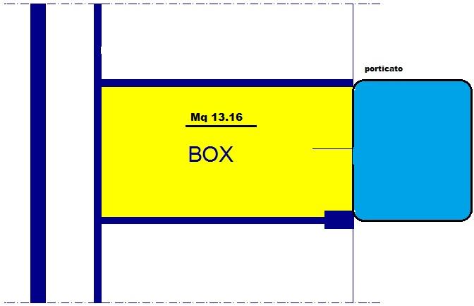 Box / Garage in vendita a Arenzano, 1 locali, zona Località: Rue, prezzo € 39.000 | Cambio Casa.it