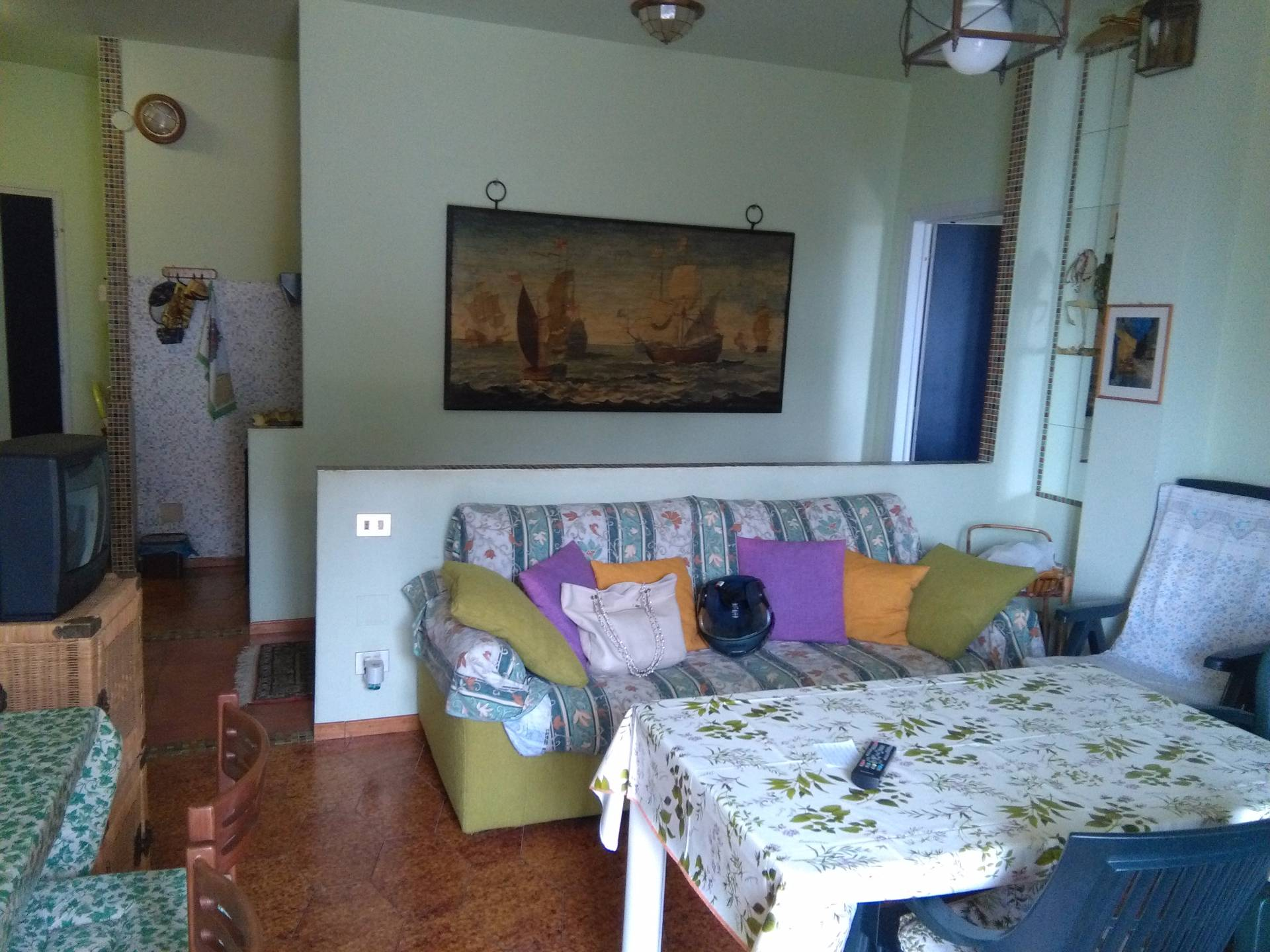 Bilocale Arenzano Via Rio Tonino 1