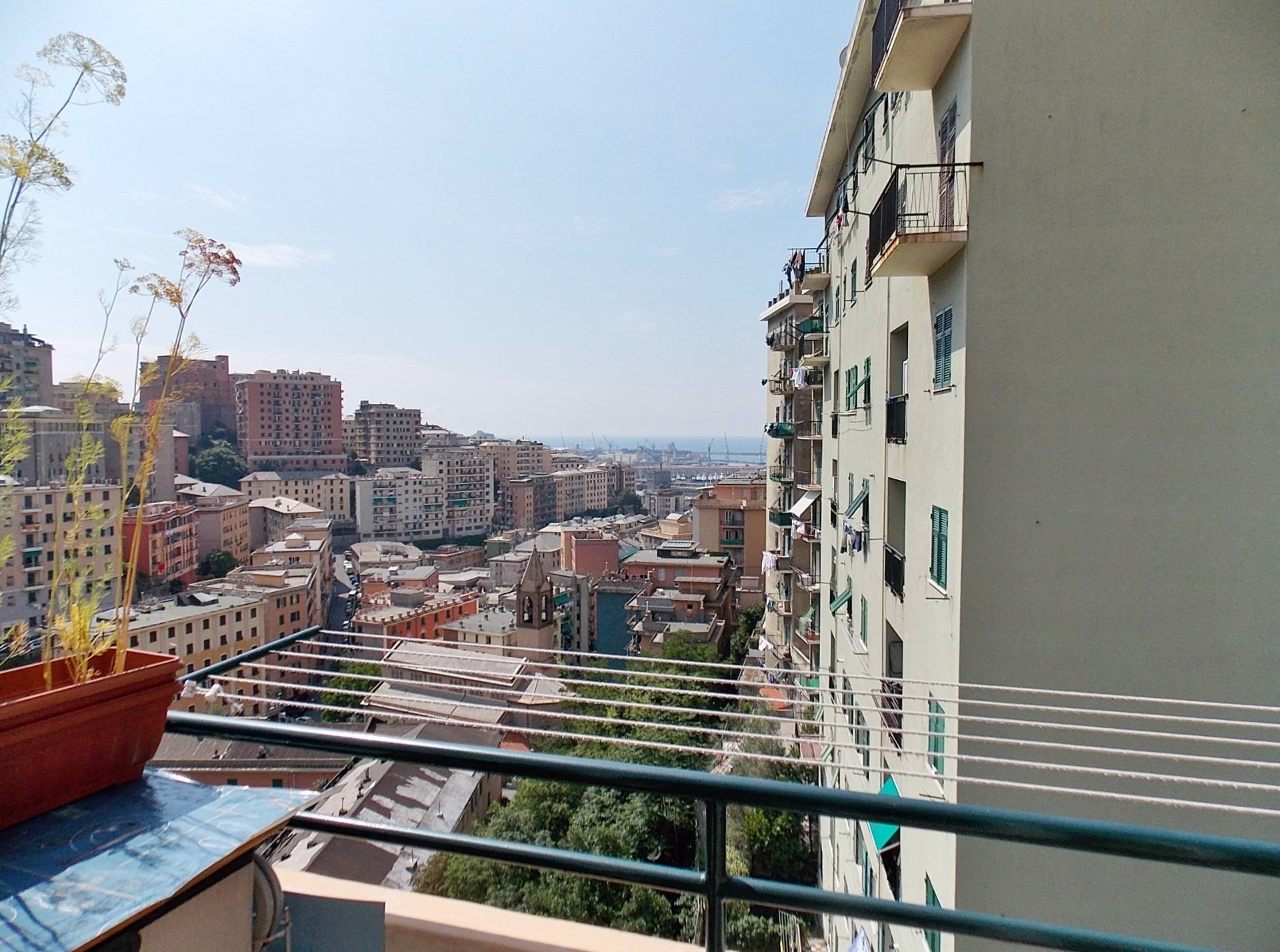 vendita appartamento genova principe  78000 euro  6 locali  80 mq