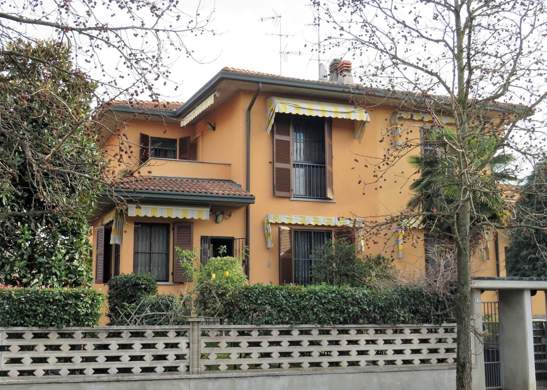 Foto - Villa In Vendita Siziano (pv)