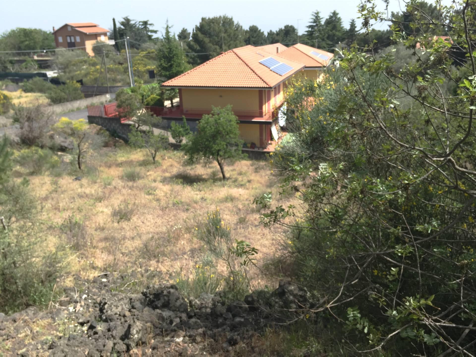 Terreno Edificabile Residenziale in vendita a Pedara, 9999 locali, prezzo € 110.000 | Cambio Casa.it