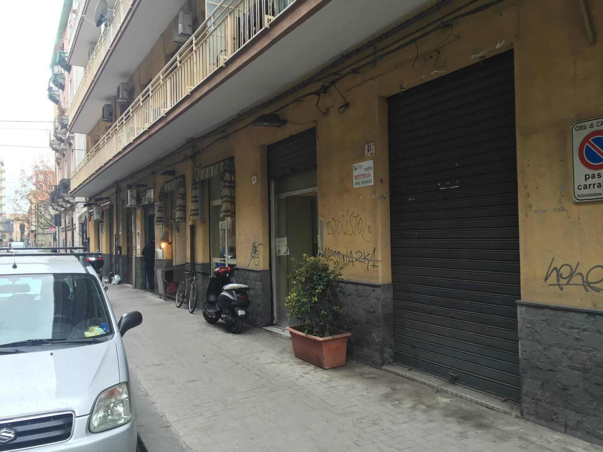 Negozio / Locale in vendita a Catania, 9999 locali, zona Località: Zonacentro, prezzo € 45.000 | Cambio Casa.it