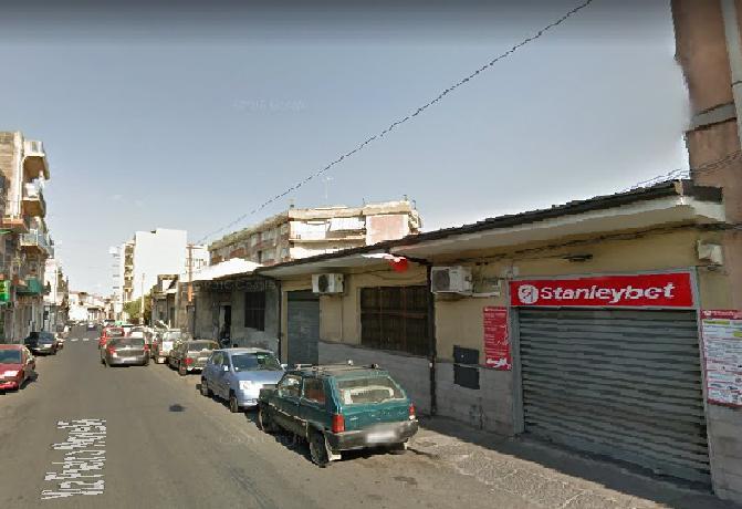 FONDO COMMERCIALE in Vendita a Catania (CATANIA)