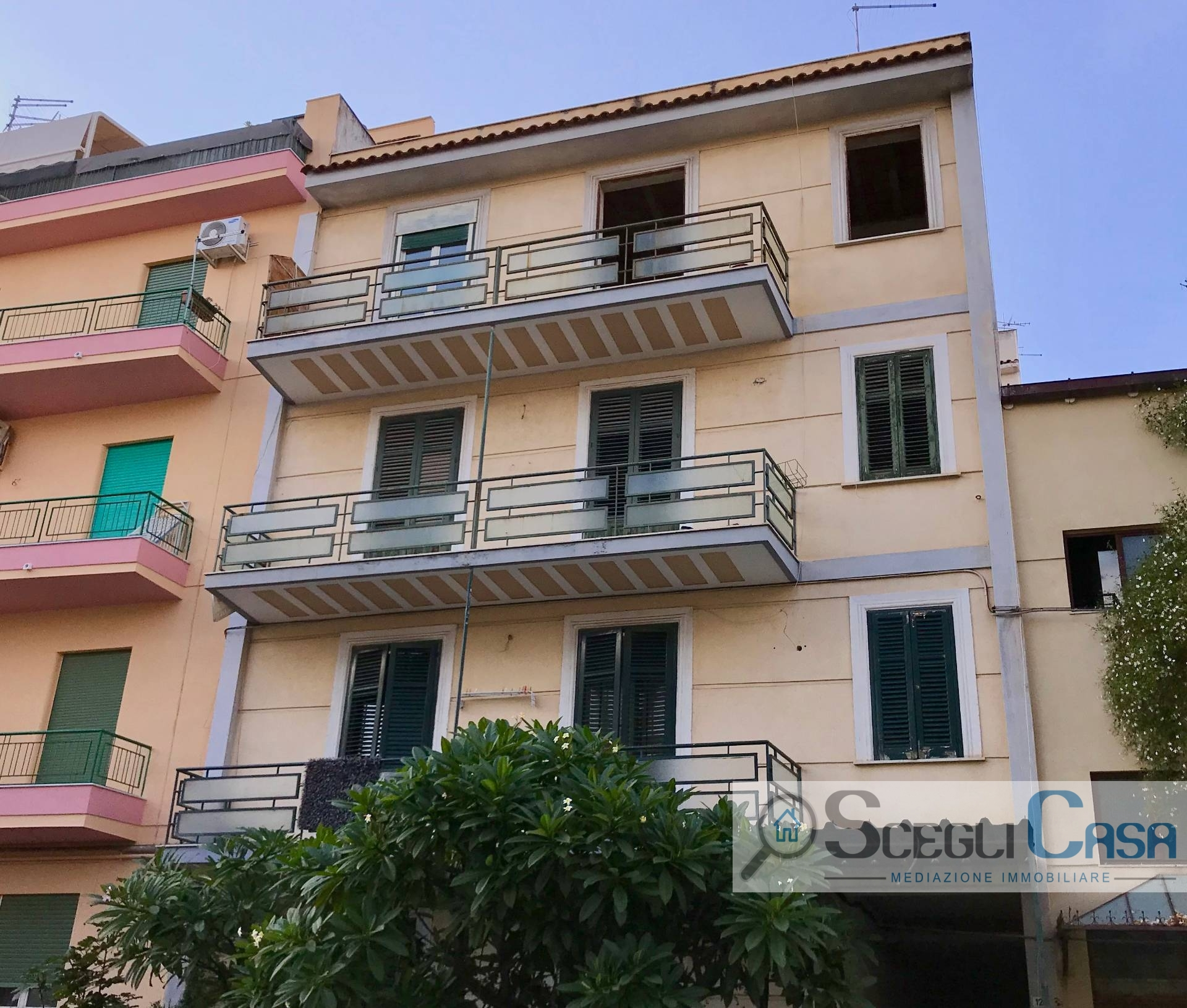 appartamento con terrazzo a Palermo - Cambiocasa.it