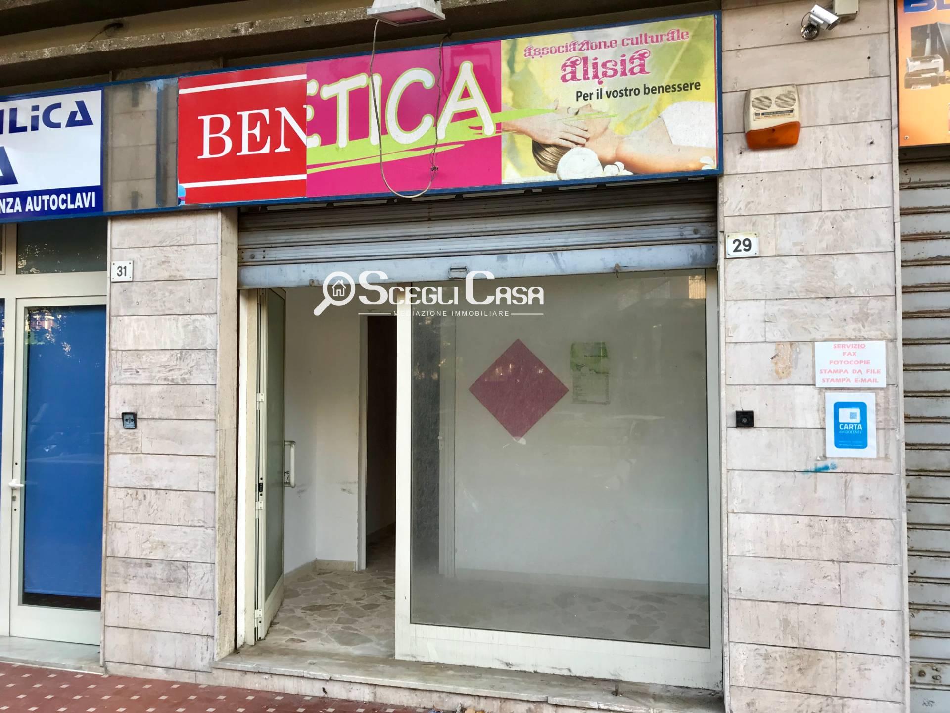 Negozio / Locale in affitto a Palermo, 9999 locali, zona Località: MotelAgip, prezzo € 330   CambioCasa.it
