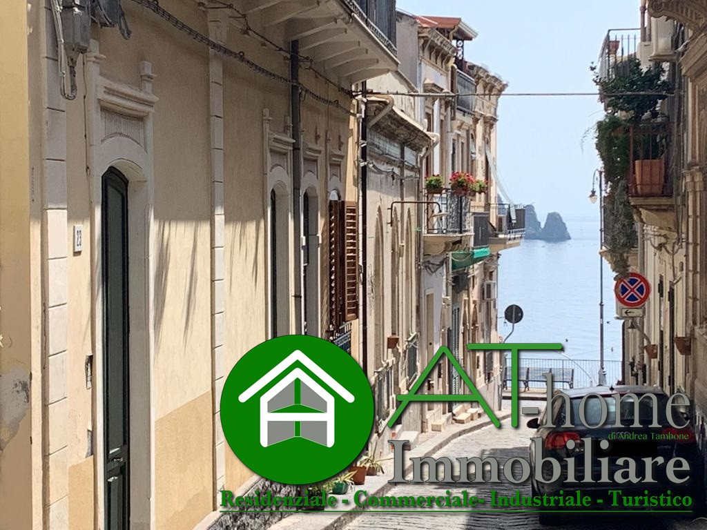 Appartamento in vendita Via Fornace Aci Castello
