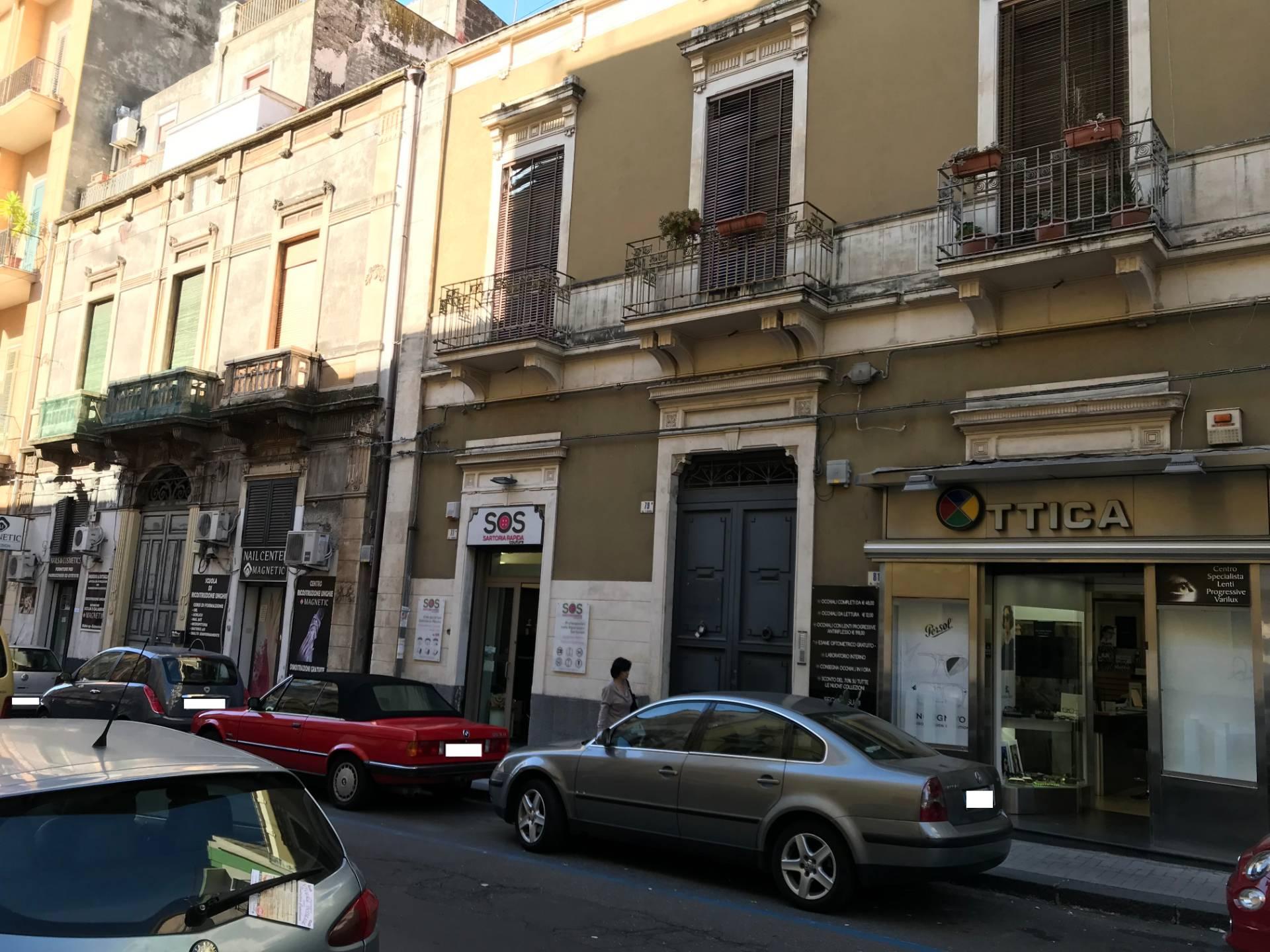 catania affitto quart: c.so delle province studio-catania-centro-sas-di-corallo-gaetana-&-c